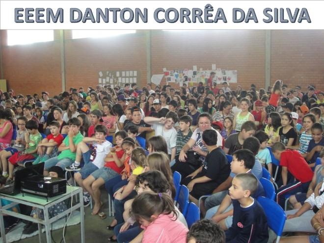 """""""Semana Cultural"""" da Escola Estadual de Ensino Médio Danton Corrêa da Silva em Canela – RS"""